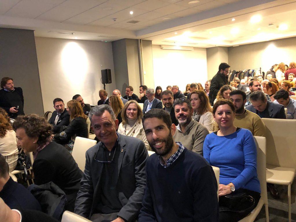 IMG Presentación de la Asociación de Marketing en Cádiz
