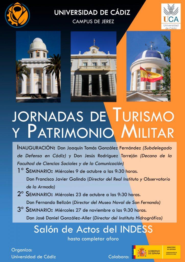 IMG Jornadas de Turismo y Patrimonio Militar